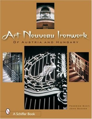 Arte Nouveau Ironwork