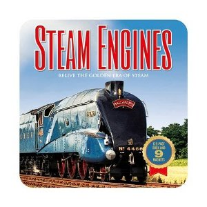 Steam Engines (Gift Set with Keyring)