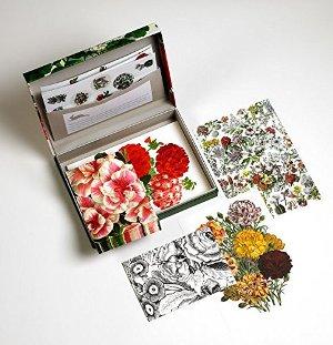 Letter Writing Set - Flower Prints