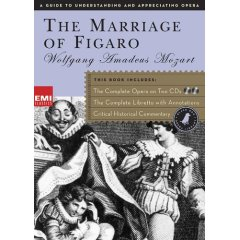 The marriage of Figaro (Libretto+2CD)