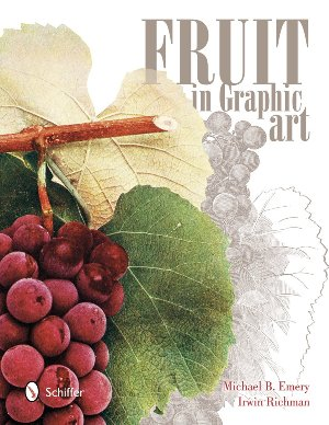 fruits in graphic art ed schiffer