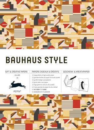Bauhaus Style: Pepin Gift & Creative Papers Vol 64