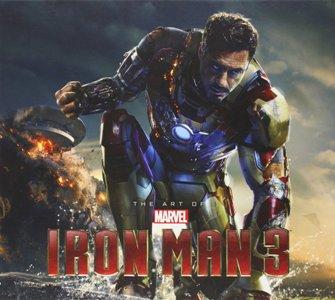 The Art of Marvel's Iron Man 3