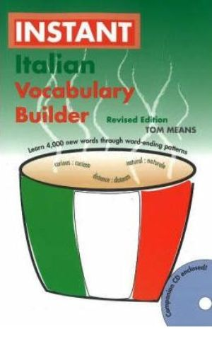 instant italia vocabulaty builder