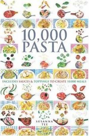 10,000 Pasta