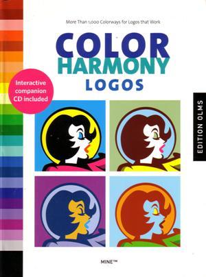 Color harmony logos