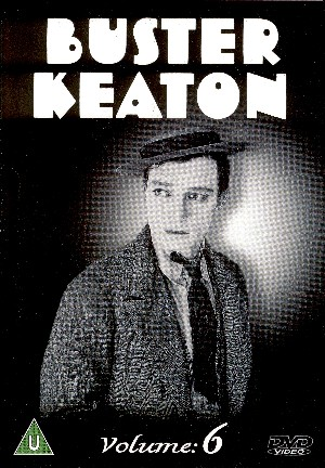 Buster Keaton Volume 6