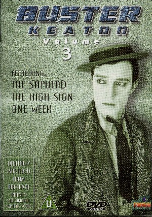 Buster Keaton Volume 3