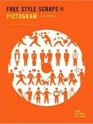 Free Style Scraps, Pictograms + CD