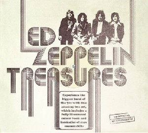 Treasures of  Led Zeppelin