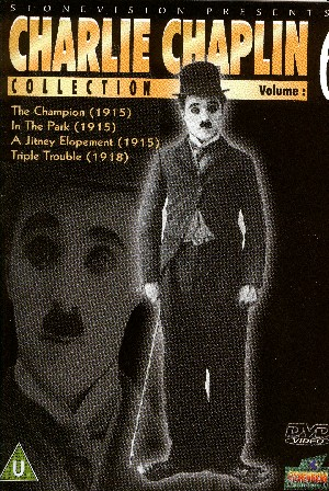 Charlie Chaplin Collection Vol6