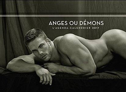 L'agenda-calendrier Anges ou Démons 2017
