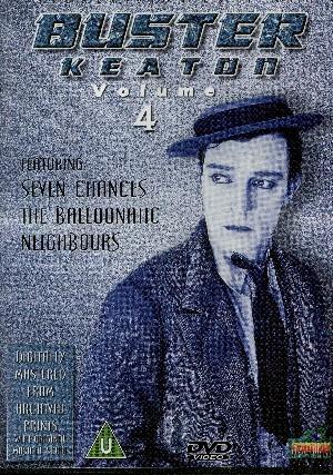Buster Keaton Volume 4