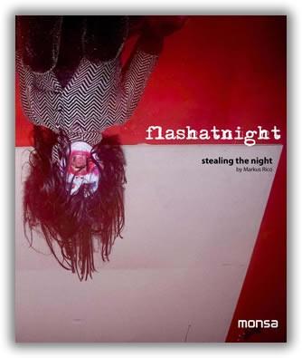 Flashatnight. Sliding the night
