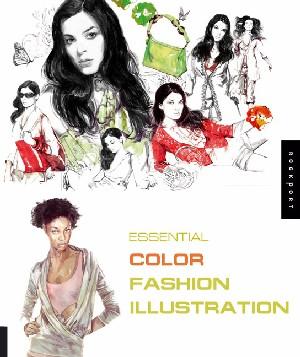 Essential Fashion Illustration: Color