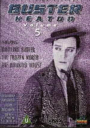 Buster Keaton Volume 5