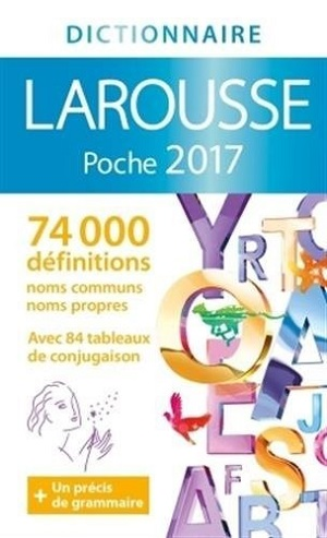 Dictionnaire Larousse de Poche 2017 (COV) (Reso Entro Nov 17)
