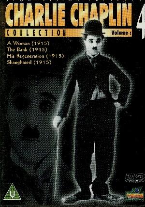 Charlie Chaplin Volume: 4