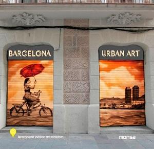 Barcelona Urban Art