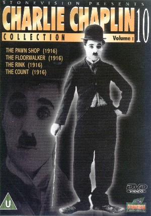 Charlie Chaplin Collection Vol10