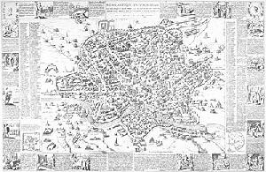 Rome: 1630 Giovanni Giacomo de Rossi