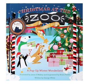 christmas at the zoo pop up