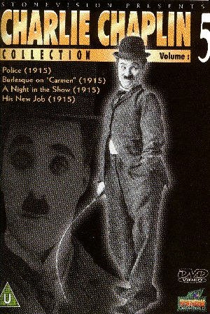 Charlie Chaplin Collection Vol5