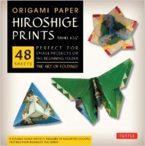 Origami Paper Hiroshige Prints Small 6 3/4