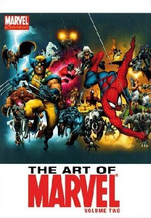 the art of marvel vol 2