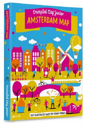 Crumpled Junior - Amsterdam