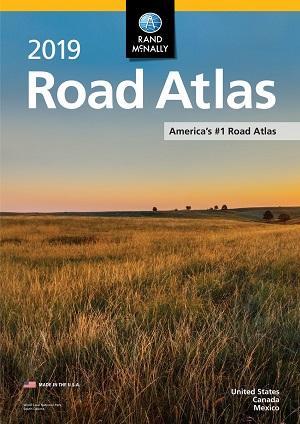 Rand Mcnally 2019 Road Atlas
