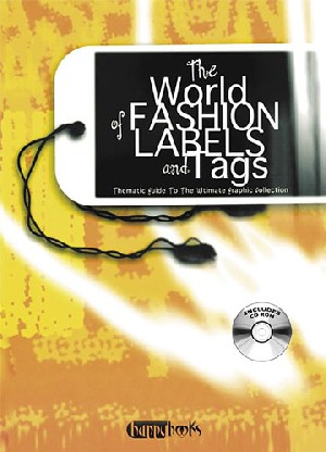 The World of Fashion Labels and Tags +CD