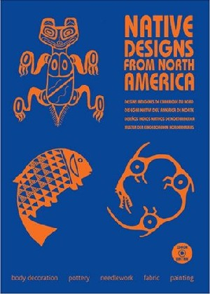 Native Designs from North America (Con Cd)