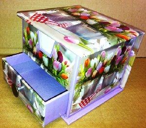 Floral Arrangements - Memo Cube (GSC00591)